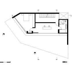 Vertical House Grundriss 3