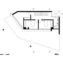 Vertical House Grundriss 4