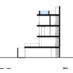 Vertical House Schnitt 3