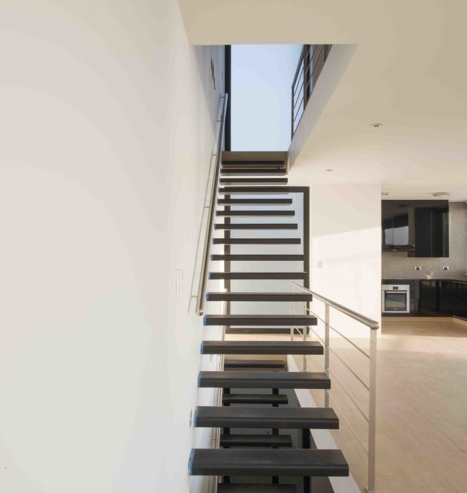 Vertical House Treppe 3