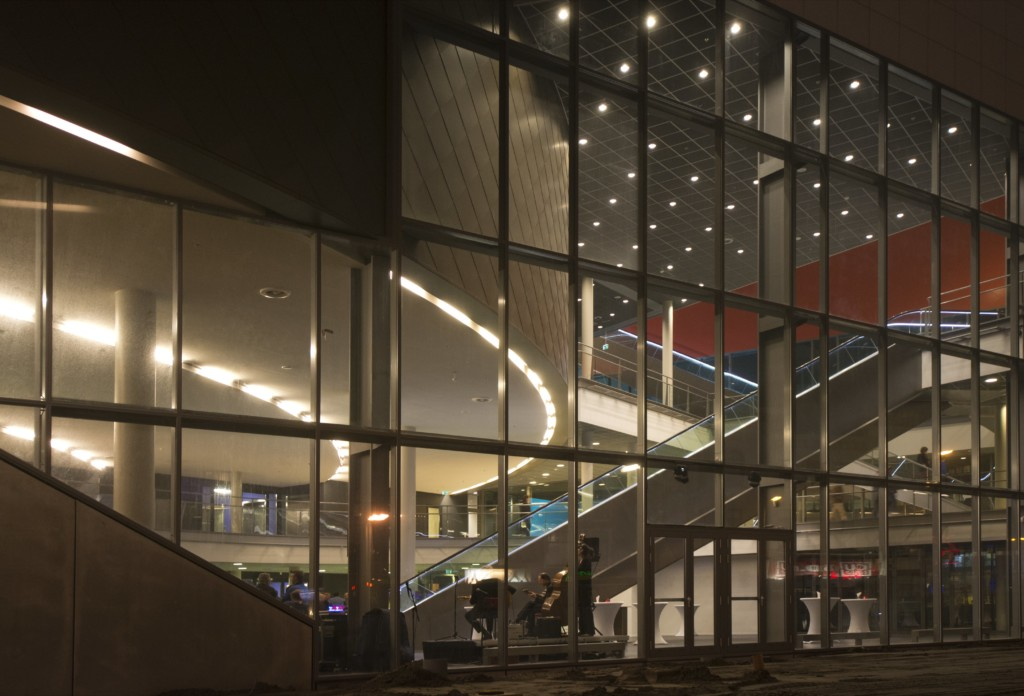 Vredenburg Music Centre Expansion