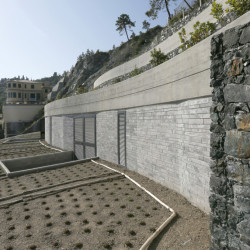 Wastewater treatment plant Levanto_Ansicht_1