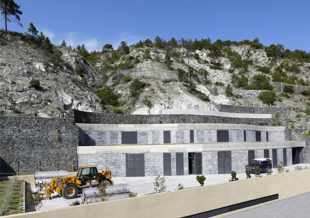Wastewater treatment plant Levanto_Ansicht_6