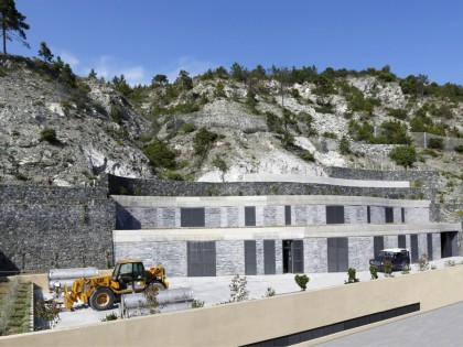 Wastewater treatment plant Levanto
