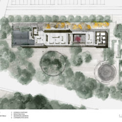 Windhover Contemplative Center_plan_1