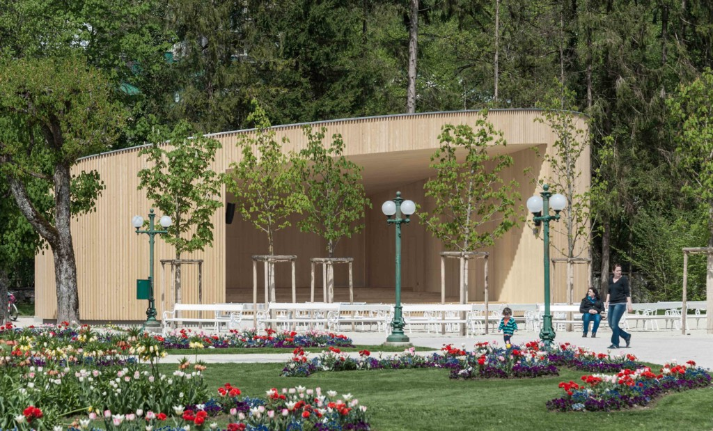 Music Pavilion Bad Ischl