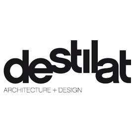 destilat Design Studio - Logo