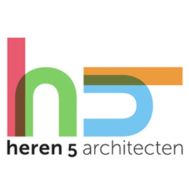 Heren 5 Architecten - Logo