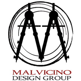 Malvicino Design Group - Logo