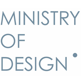 Ministry Of Design - Logo