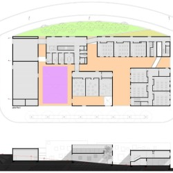 Antas Educative Center - Plan 2