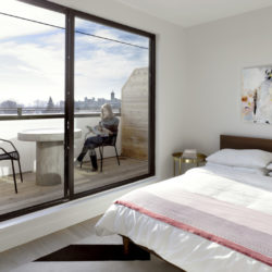 Harbord Towns Schlafzimmer