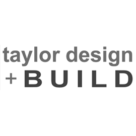 Taylor Design & Build - Logo
