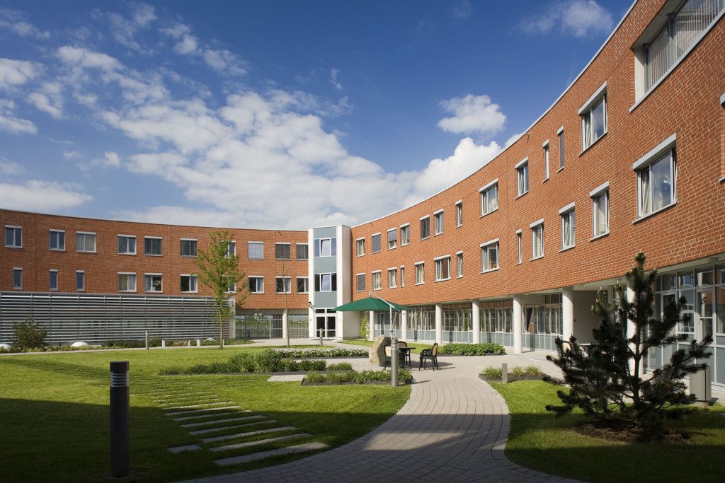 Forensic Psychiatric Hospital Ansicht 2