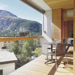 Alpine Lodging Balkon