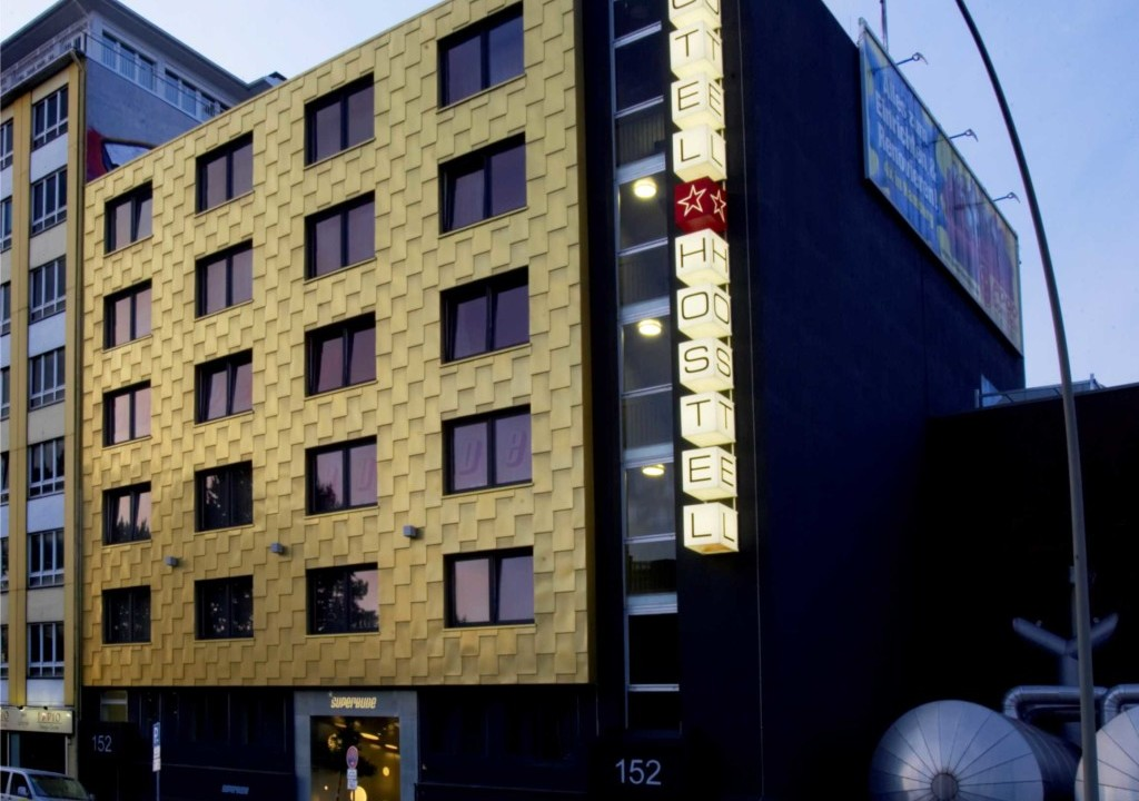 Hotel Superbude St Georg Hamburg