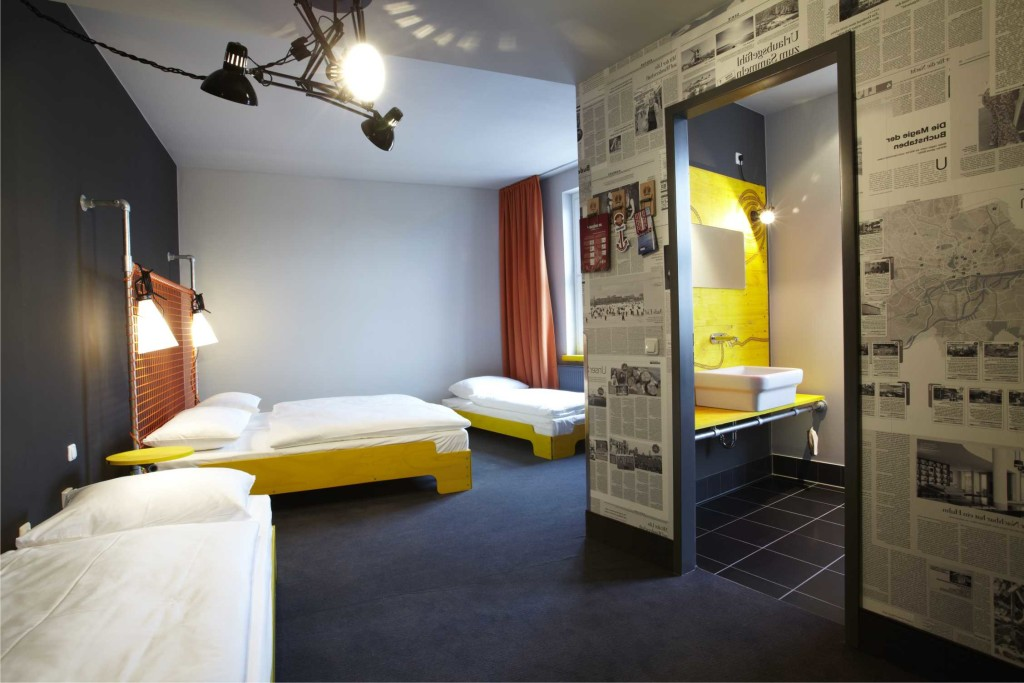 superbude st pauli hamburg deutschland hotelbau architektur im urlaub. Black Bedroom Furniture Sets. Home Design Ideas