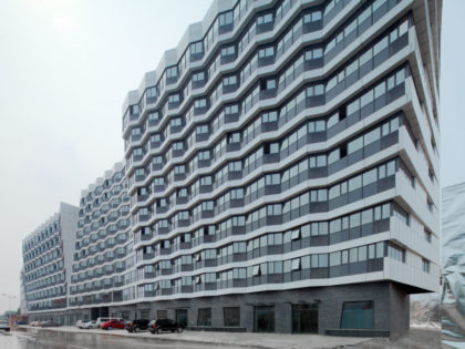 Dongrun Apartment