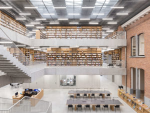 Utopia – Library and Academy for Performing Arts