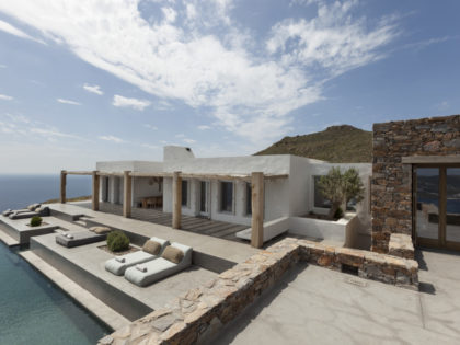 Residence in Syros