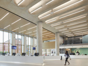 New Library – University of Bedfordshire