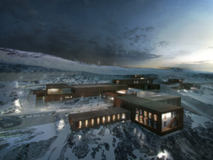 New Prison in Nuuk