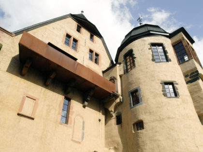 "Revitalization ""Solms Castle"""