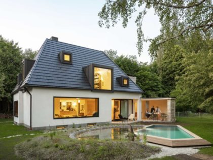 Young European Heritage – a Suburban Fairy Tale by pasel.künzel architects