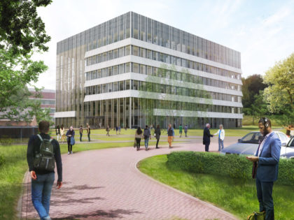 3rd Educational Building Wageningen University and Research