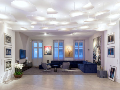 ICE SHEETS – Wallstrasse/Spree Apartment